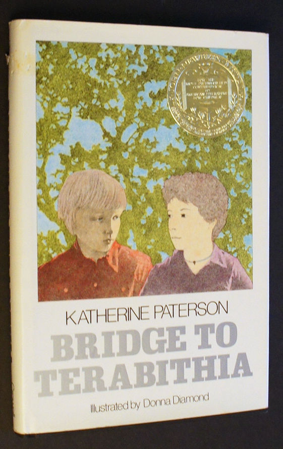 Bridge to Terabithia (Signed & Dated) by Donna [Illustrator] Katherine