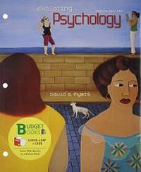 image of Exploring Psychology (Loose Leaf), PsychPortal Access Card & Study Guide