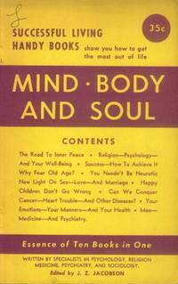image of Mind - Body and Soul