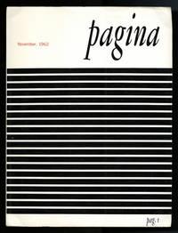 Pagina: rivista internazionale della grafica contemporanea. Numbers 1-4 (of 7)