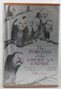 image of The forging of the American empire