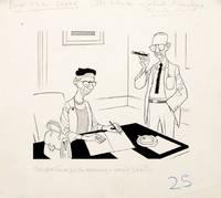 OK, fine. So we get the manuscript around 1984. by  Nicolas BENTLEY - c.1961 - from Peter Harrington (SKU: 67091)