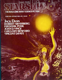 Starship: The Magazine About Science Fiction Vol 19 No 1 by  Ed  Andrew - Paperback - 1st Edition - 1972 - from citynightsbooks (SKU: 15082)