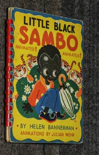 image of Little Black Sambo (children's Picture Book} 1949