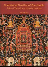 image of TRADITIONAL TEXTILES OF CAMBODIA: CULTURAL THREADS AND MATERIAL HERITAGE.