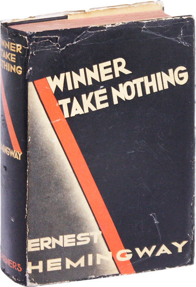 New York: Charles Scribner's Sons, 1933. First Edition. Hardcover. First Printing, one of 20,300 cop...