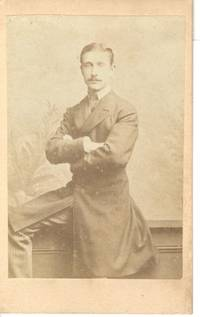 Fine unsigned carte de visite photo (Eugene Jean Joseph, 1856-1879, Prince Imperial, killed while out with a reconnoitring party at Ulundi, Zululand) by [LOUIS - from Sophie Dupre (SKU: 31852)