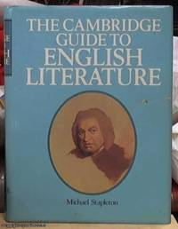 image of The Cambridge Guide to English Literature