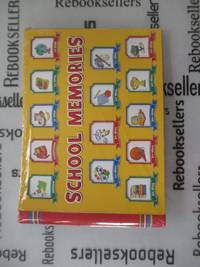 School Memories Album Yellow 10 Pocketfuls Book Preschool-12 Grade by new seasons