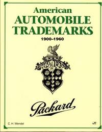 American Automobile Trademarks 1900-1960