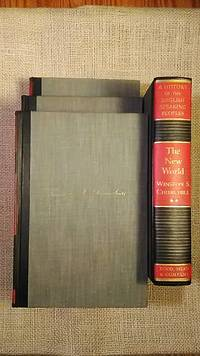 A History of the English-Speaking People - 4 Vols.