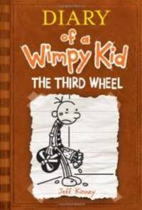 image of Diary of a Wimpy Kid: The Third Wheel with Holiday Ornament (Diary of a Wimpy Kid) (Diary of a Wimpy Kid: The Third Wheel with Holiday Ornament (Diary of a Wimpy Kid))