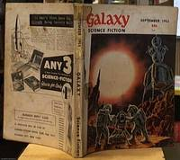 Galaxy Science Fiction; Volume 6, Number 6, September 1953