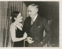 image of Original publicity photograph of Gloria Swanson and Mack Sennett, 1927