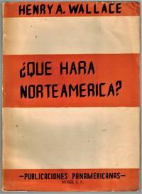 ¿Que Hara Norteamérica?