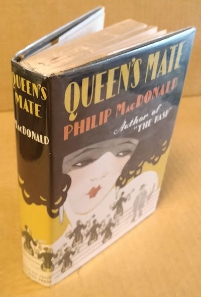 New York: Dial Press, 1927. Hardcover. 12 mo. VG/VG DJ. Black, yellow, and white spine with yellow, ...