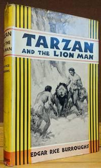 image of Tarzan and the Lion Man