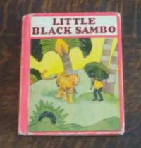 Little Black Sambo Also the Gingerbread Man and Titty Mouse and Tatty  Mouse 1938 Rand McNally Edition