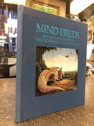Beverly Hills, CA: Morpheus International, 1993. First Edition. Hardcover. Quarto, 71 pages; VG-; fu...