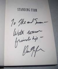 Standing Firm: A Vice Presidential Memoir