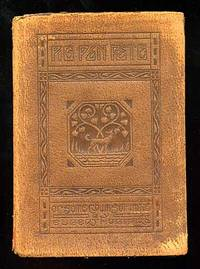 East Aurora NY: Roycrofters, 1914. Hardcover. Good. First Edition. Octavo. Full molded leather. A go...