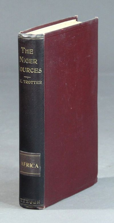 London: Methuen & Co, 1898. First edition, issued in the publisher's Colonial Library series, small ...