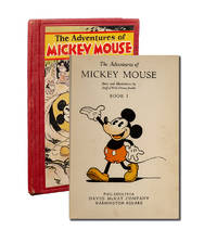 The Adventures of Mickey Mouse. Book I.
