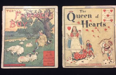 London: George Routledge & Sons 0. 1st or early editions. Soft cover. Very Good. 2 titles of Caldeco...