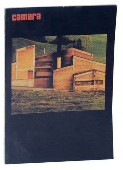 Lucerne, Switzerland: C. J. Bucher Ltd, 1976. First edition. Softcover. May 1976. Features the work ...