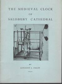 image of Medieval Clock Of Salisbury Cathedral ( 1973 )