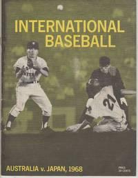 image of International Baseball: Australia v. Japan, 1968