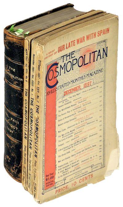 Irvington-on-the-Hudson, NY: Cosmopolitan Press, 1898. Hardcover. Very Good+. Hardcover. Scarce. The...