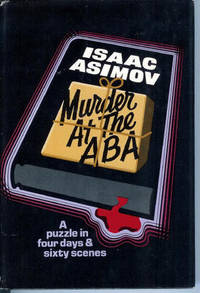 Murder at the ABA by Asimov, Isaac - 1976