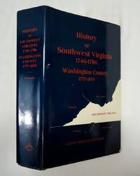 History of Southwest Virginia 1746-1786, Washington County 1777-1870