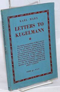 image of Letters to Dr. Kugelmann