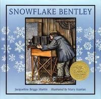 image of Snowflake Bentley (Caldecott Medal Book)