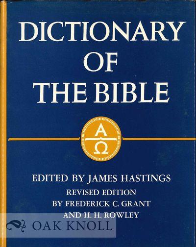 Oxford: Oxford University Press, 1996. cloth, dust jacket. Bibles. 8vo. cloth, dust jacket. xv, 412 ...
