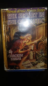 Secret In The Old Attic, The Nancy Drew Mystery Series #21