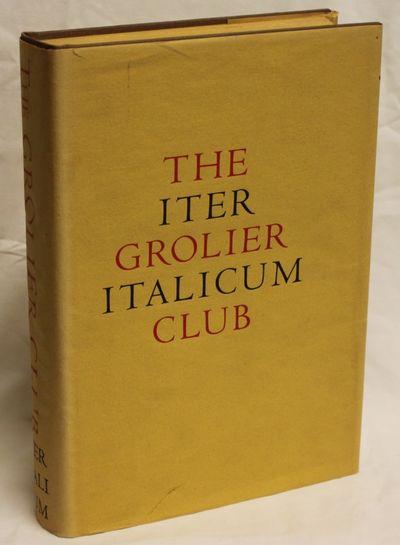 New York: Grolier, 1963. First printing. Near Fine/very good. New York: Grolier, 1963 First printing...