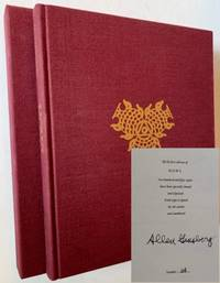 Howl: Original Draft Facsimile (The Signed/Limited of 250 Copies -- ALSO SIGNED BY CARL SOLOMON)