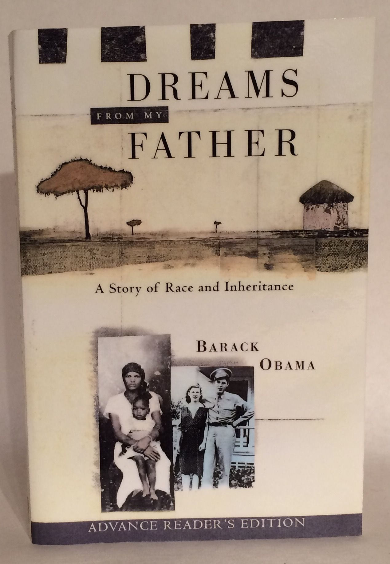 dreams of my father by barack obama essay Barack obama's memoir dreams from my father: a story of race and inheritance was published in 1995, years before he was elected into the senate (and later, into the.