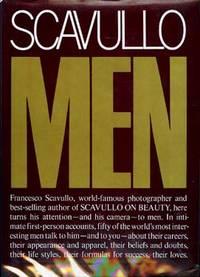 Scavullo : MEN ( Signed )