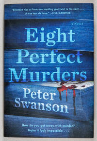 image of Eight Perfect Murders