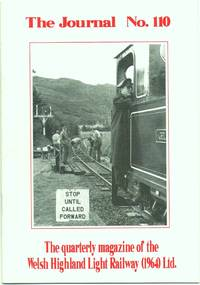 The Welsh Highland Railway Journal No.110 October 1993