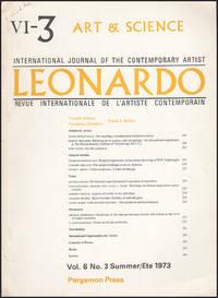 Leonardo (Vol 6, No. 3, Summer 1973)
