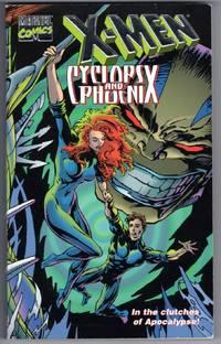 image of Cyclops & Phoenix (X-Men) (with Cyclops Book Marker )