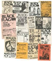 16 Black Flag Flyers