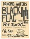 View Image 9 of 17 for 16 Black Flag Flyers Inventory #364995