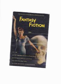 Fantasy Fiction (volume 1, # 1, May 1950 (includes:  She Said, 'Take Me if You dare'; Strange Loves of Beatrice Jervan; Flying Eye; President's Daughter; Benevolent Ghost & Capt Lowrie; Moose That Talked; Speak to Me of Death; Voice in Foxhole; etc)