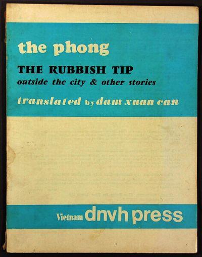 Saigon: Dai Nam Van Hien Books, 1970. First edition in English, 4to, pp. 70, ; mimeographed; near fi...